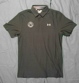 Under Armour Black Polo XL
