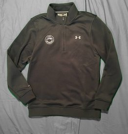 Under Armour Black 1/4 Zip XL