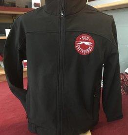 Black Soft Shell Jacket - XL