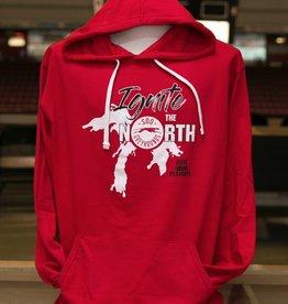 Ignite The North Hoody - L