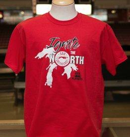 Ignite The North T-Shirt - Adult L