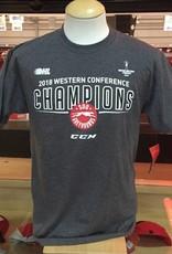 Western Conf Champ T-Shirt - Medium