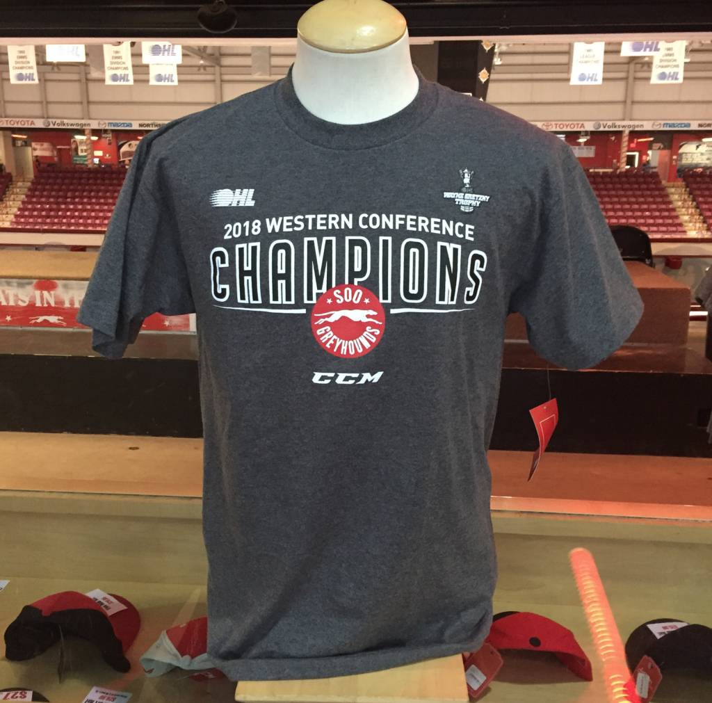 Western Conf Champ T-Shirt - XL