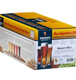 Brewer's Best BELGIAN SAISON INGREDIENT PACKAGE (CLASSIC)