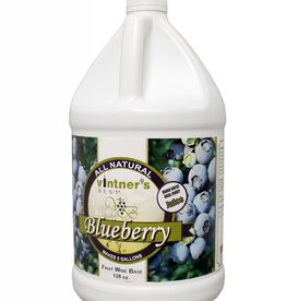 Vintner's Best VINTNER'S BEST® BLUEBERRY FRUIT WINE BASE 128 OZ (1 GALLLON)