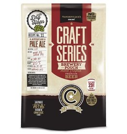 Mangrove Jack's MJ Craft Series: American Pale Ale with Dry Hops  - Brewery Pouch