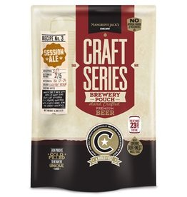 Mangrove Jack's MJ Craft Series: Session Ale  - Brewery Pouch