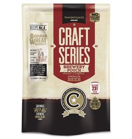 Mangrove Jack's MJ Craft Series: Bavarian Wheat  - Brewery Pouch