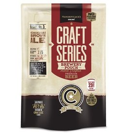 Mangrove Jack's MJ Craft Series: Chocolate Brown Ale  - Brewery Pouch
