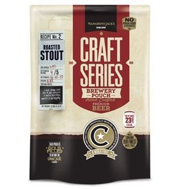 Mangrove Jack's MJ Craft Series: Roasted Stout - Brewery Pouch