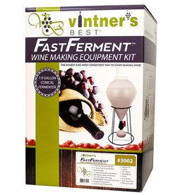 Vintner's Best FASTFERMENT WINE MAKING EQUIPMENT KIT