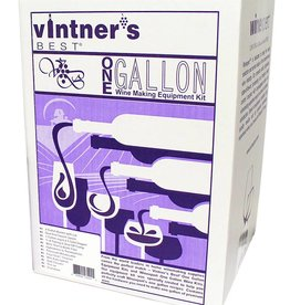 Vintner's Best VINTNER'S BEST ONE GALLON WINE EQUIPMENT KIT