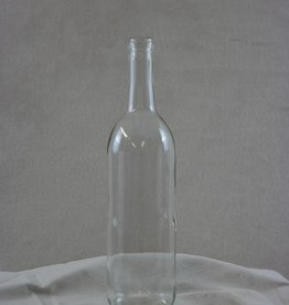750mL CLEAR BORDEAUX FLAT