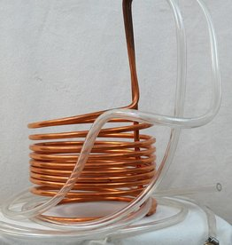 Brewer's Best COPPER WORT CHILLER - 25 FT W/HOSE ATTACHMENT