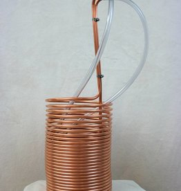 Brewer's Best COPPER WORT CHILLER - 70 FT W/Hose Attachments