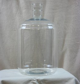 3 GALLON PET PLASTIC CARBOY
