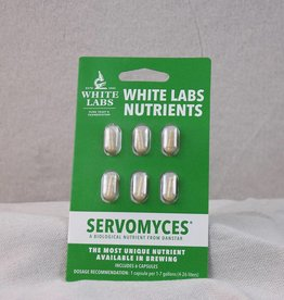 White Labs WLN3200 HB Servomyces Yeast Nutrient Blister Pack of 6