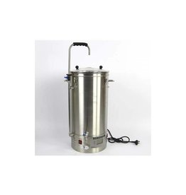 Keg King Robobrew All Grain Beer Brewing System with Pump - 35L/9.25G