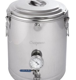 Chapman Brewing Equipment Thermobarrel