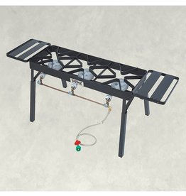 Bayou Classic Triple Burner Patio Stove