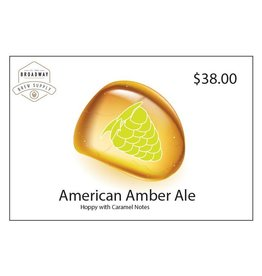 American Amber Ale 5 Gal Beer Recipe Kit