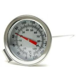 Dial Thermometer with Clip