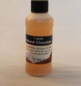 Brewer's Best Natural Chocolate Flavoring – 4 Oz