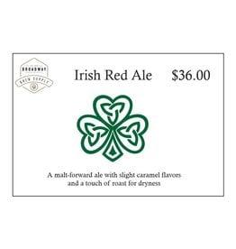 Irish Red Ale 5 Gal Beer Recipe Kit