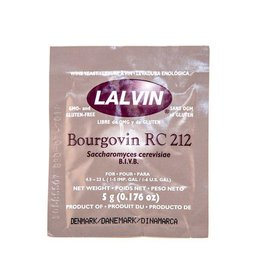 Rc-212, Lalvin Dry Wine Yeast