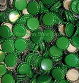 GREEN CROWN CAPS WITH OXY-LINER 50 COUNT