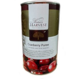 Vintner's Harvest Cranberry Puree – 49 Oz Can
