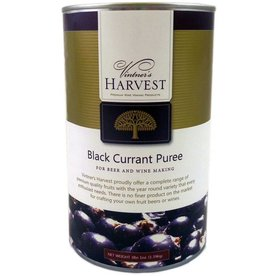 Vintner's Harvest Black Currant Puree – 49 Oz Can