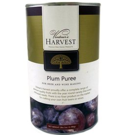 Vintner's Harvest Plum Puree – 49 Oz Can