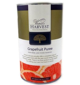 Vintner's Harvest Grapefruit Puree – 49 Oz Can