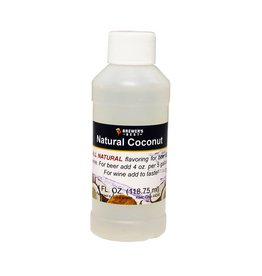Brewer's Best Natural Coconut Flavoring – 4 Oz