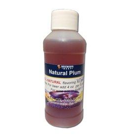 Brewer's Best Natural Plum Flavoring – 4 Oz