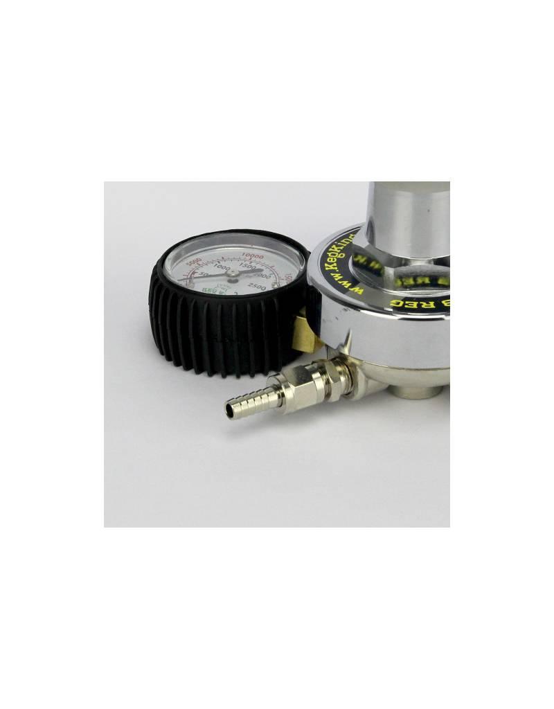 Keg King MKIII Dual Gauge CO2 Regulator