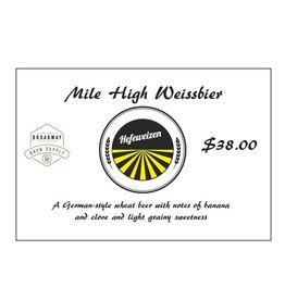 Mile High Weissbier 5 Gal Beer Recipe Kit