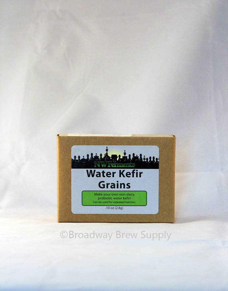 NW Ferments Water Kefir Grains