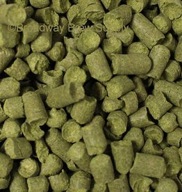 NZ Green Bullet Hop Pellets 12.5% AAU CLEARANCE