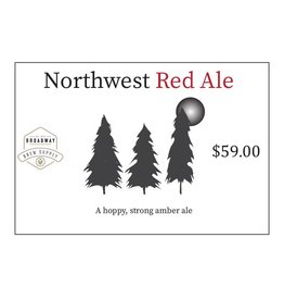 Northwest Red Ale 5 Gal Beer Recipe Kit