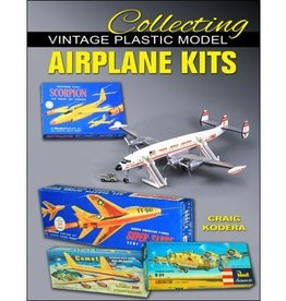 Specialty Press (SPP) Collecting Vintage Plastic Model Airplane Kits (SC)