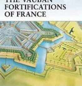Osprey Publishing (OSP) Vauban Fortifications Of France   (SC)