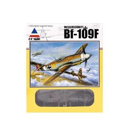 Accurate Miniatures (ATE) 1/100 Bf -109F Trop