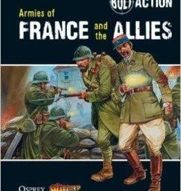 Osprey Publishing (OSP) Bolt Action: Armies of France & Allies