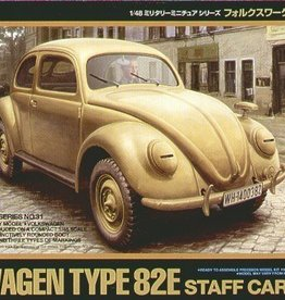 Tamiya (TAM) 1/48 Volswagen Type 82E Staff Car