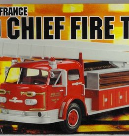 AMT (AMT) 1/25 Aero Chief Fire Truck