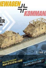 Dragon Models (DML) 1/144 Infantry Wagon & Command Wagon