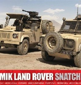 Airfix (ARX) 1/48 Land Rover Twin Pack