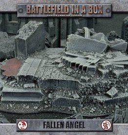GF9 (GF9) 28mm Gothic Ruin; Fallen Angel